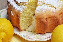 gâteaux aux citrons
