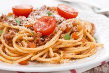 Pasta / Food
