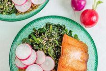 Bowl food - savoury