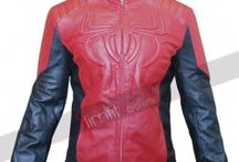 Spider Man Peter Parker Outfits / The Amazing Spider man 2 and the other Spiderman Costume Jackets are available at Slimfit Jackets with free shipment to USA, UK and Canada