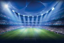 F o o t b a l l. / The beautiful game.
