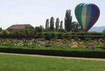 Activités dans les Jardins / Chaque année les Jardins du Château de Vullierens se renouvellent et proposent des activités à ses visiteurs