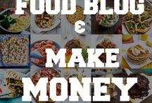 Food Blogging Tips & Tricks / How to start a food blog, get traffic, improve SEO, and increase social sharing. Oh, and make money doing it, too!