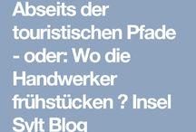 insel sylt blog