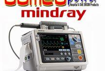 Mindray BeneHeart D3 & D6 | Defibrillator / Monitor