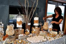 Corporate Elegance / Candy/Confections Buffet
