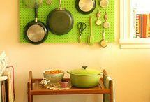 Clean & Organized / by Angela Madill Burgess