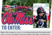 ole miss / by Chalon Dominick