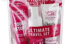 Ultimate Travel Set / Cocoa Browns Ultimate Travel Set contains 100ml of the best-selling 1 HOUR TAN, 75ml of Cocoa Brown Chocolate Whip Oil-Free Body Moisturizer, 75ml TOUGH STUFF Body Scrub all for €10! In Penneys stores now!