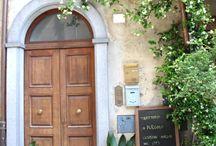 Tuscany, yes!
