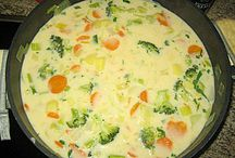 Suppen, Soßen und Dipps