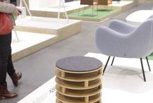 BAMP - innowacyjne siedzisko / BAMP to siedzisko do aktywnego siedzenia, wzmacniające mięśnie pleców. Jego właściwości można porównać do piłki do ćwiczeń. Idealny do zastosowania zarówno w domu, jak i w biurze czy w różnego rodzaju przestrzeniach publicznych.