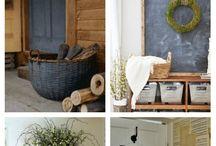 Farmhouse Style Inspiration
