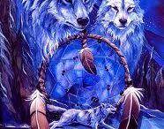 Mystical worlds