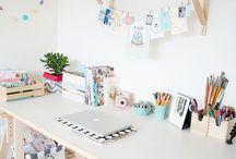 Organised Desk ideas