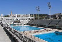 Piscinas molonas en Barcelona / ¡Al agua, stamper!  Échale un vistazo completo a nuestro particular y simpático Top 8 de piscinas de Barcelona