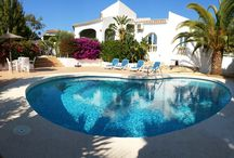 Villas in Spain / Property and travel inspiration for your next trip to Spain
