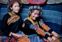 Textile, costumes ethno...