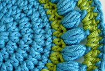 Crochet flowers, mandalas, doilies and others!