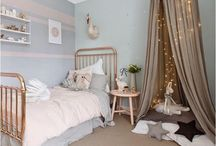 Kids bedroom toddler ideas powder colors