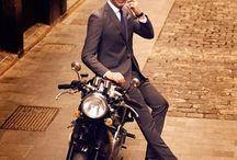 Gentleman on Bikes