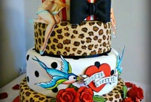 1 Rockabilly fresh cakes