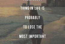 what is important in life