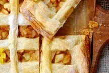 Szarlotki, jabłeczniki i ciasta z jabłkami