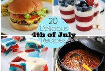{celebrate} fourth of july  / by Stephanie Rochford