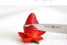 comment faire roses en fraise