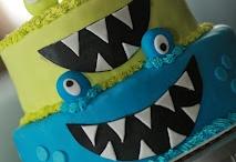 Birthday Party: Monster / Monster birthday party ideas / by Julia Quintero