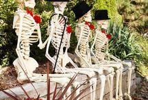 Halloween! / Get into the SPIRIT of Halloween!  Boo!