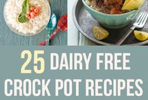 Dairy Free Recipes / by Ashley Ka