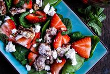 make it./ salads
