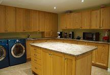 CD³ Inc - Multi-use Laundry Room Renovation / Coleman-Dias³ Construction Inc - Multi-use Laundry Room Renovation / by Coleman-Dias³ Construction