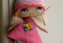 Dolls / О текстильных куклах