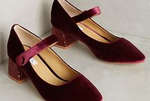 V's shoes