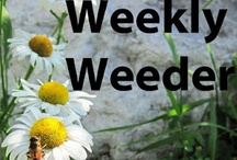 weekly weeder / by Elaine Benson