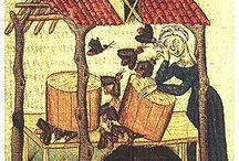 Medieval funny illuminations
