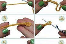 trucos del crochet