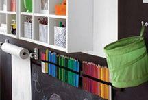 Kids storage  / Art