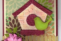(AB) BIRD HOUSE CARDS