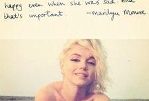 Marilyn / by Danielle Miller