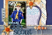 Scrapbook Page Ideas / by Cheri Armstrong