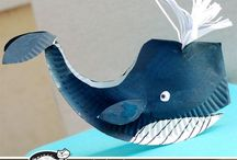 Whale Crafts