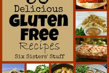 Gluten FREE- GF Dairy FREE- DF / Recipes and ingredients that are gluten and dairy free, OR Can easily made that way with one or two substitutions. / by Mary Foreman