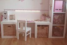 Ideen Kinderzimmer Mädchen