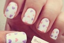 nails/hair/...
