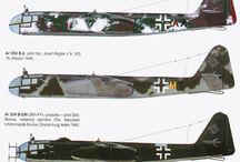 Aviacion a reaccion-Bombarderos