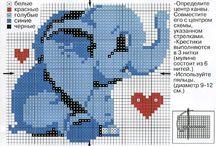 Animal x stitch / My favorite hobby. / by Tricia Wallison